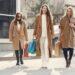 Drei Frauen mit Einkaufstüten